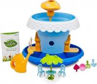 Jeronimo - DIY Garden House Play Set - Blue Photo