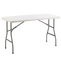 180cm Folding Indoor Outdoor Camp Portable Table Photo