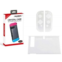 """DOBE 4"""" 1 Protective Case Tempered Glass for Nintendo Switch Photo"""