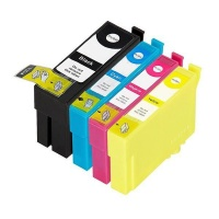 Compatible Epson 34XL High Yield Ink Cartridges - Combo Photo