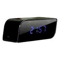 Fervour A1 Wireless Mini Wifi Spy Clock Camera Photo
