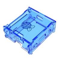 Raspberry PI 3 Model A Enclosure in transparent Acrylic Photo