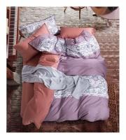 Linen Boutique - Duvet Cover 300TC 4 piecess - Thistle Photo