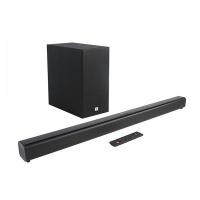 JBL Cinema SB260 Soundbar With Wireless Subwoofer Black Photo