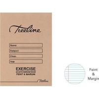 Treeline A5 Exercise Books 32 pg Feint & Margin Photo