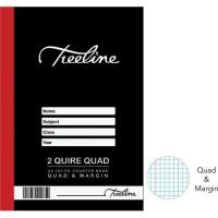 Treeline 2 Quire A4 192 pg Hard Cover Counter Books - Q&M Photo