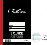 Treeline 3 Quire A4 288 pg Hard Cover Counter Books - F&M Photo