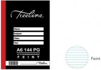 Treeline Memorandum Books A6 144pg Feint Only Photo