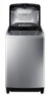 Samsung - 15kg Top Loader with Activ DualWash - Silver Photo