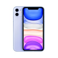 Apple iPhone 11 128GB- Purple Cellphone Cellphone Photo