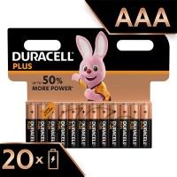 Duracell Plus Power Alkaline AAA Batteries Photo