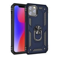 Apple Military Grade Shockproof Case For iPhone 11 Pro Navy Photo