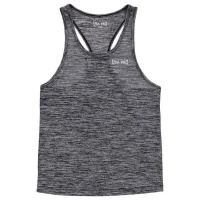 USA Pro Junior Girls Tank Top - Black [Parallel Import] Photo