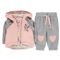 Character Babies 3 Piece Set - Minnie Mouse [Parallel Import] Photo