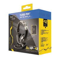 Steelplay - Wired Headset - Hp42 - Ice Camo Photo