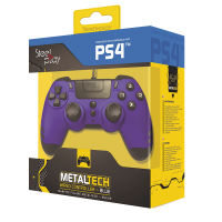 Sapphire Steelplay - Metaltech - Wired Controller - Blue Photo