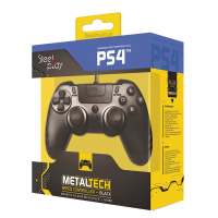 Steelplay - Metaltech - Wired Controller - Ebony Black Photo