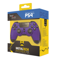 Sapphire Steelplay - Metaltech - Wireless Controller - Blue Photo