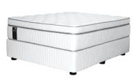 Eton Luxury Euro Top with Cool Gel Memory Foam Bed Set Photo