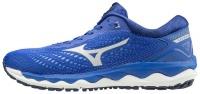 Mizuno Women's Wave Sky 3 Road Running Shoes - Dazzling Blue Photo