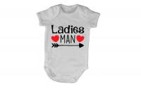 Ladies Man - SS - Baby Grow Photo