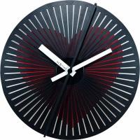 NeXtime 30cm Kinegram Heart Wall Clock - Designed by Zoltan Kecskemeti Photo
