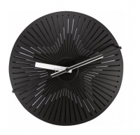 NeXtime 30cm Motion Star Wall Clock - Designed by Zoltan Kecskemeti Photo
