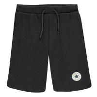Converse Junior Boys Chuck Shorts - Black [Parallel Import] Photo
