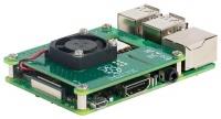 Raspberry Pi Power over Ethernet HAT for Raspberry Pi 3 Model B Photo