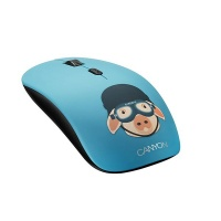 Canyon Military Pig Wireless Mouse USB 2.0 with 2 Removable Covers Photo