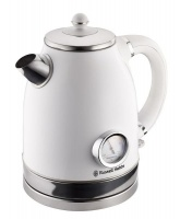 Russell Hobbs Vintage Cordless Kettle - Pearl White Photo