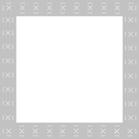 Kaisercraft Cutting Dies - Stitched Frame Photo