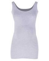 Grey Breast Feeding Vest Photo