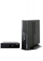 Mecer Jupiter Mini PC | Intel Quad Core Celeron | 4GB | 128GB SSD | Black Photo