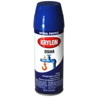 Krylon OSHA Safety Blue K02416 - 354ml Photo