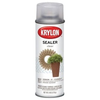 Krylon Make it Last Clear Sealer - 177ml Photo