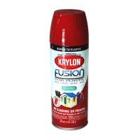 Krylon Fusion Plastic Gloss Red Pepper - 354ml Photo