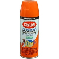 Krylon Fusion Plastic Gloss Pumpkin -354ml Photo