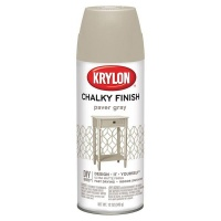 Krylon Chalky Finish Paver Gray - 354ml Photo
