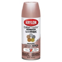 Krylon Colormaster Metallic Rose Gold -325ml Photo