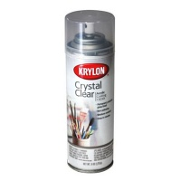 Krylon Acrylic Crystal Clear - 177ml Photo