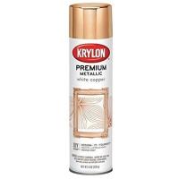 Krylon White Copper Metallic 1500 - 236ml Photo