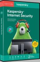 Kaspersky 2020 Internet Security 1 1 DEV 1 year DVD Photo