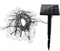 Lumina Crystal Ball Solar Powered Fairy Lights Photo