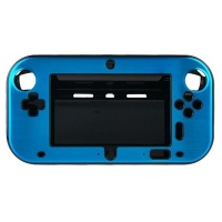RKG Aluminum Snap-On Hard Case Shell Cover For Nintendo Wii U Console Photo