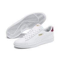 Puma Men's Smash V2 L Tennis Inspired Shoes - White Photo