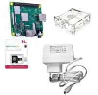 Raspberry Pi 3 Model A 512Mb RAM Pi Basic Kit With Noobs Photo