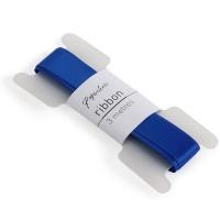 Electric Blue Satin Ribbon - 3 metres Photo