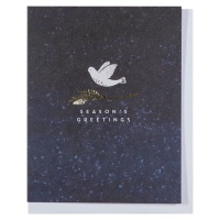 Festive Dove Christmas Cards - Pack of 6 Photo