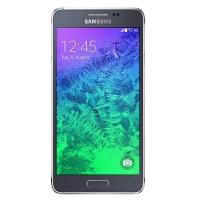 Samsung Galaxy Alpha - Charcoal Black Cellphone Cellphone Photo
